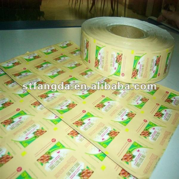 chicken food packaging
