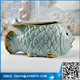 Ceramic fish shape flower pot