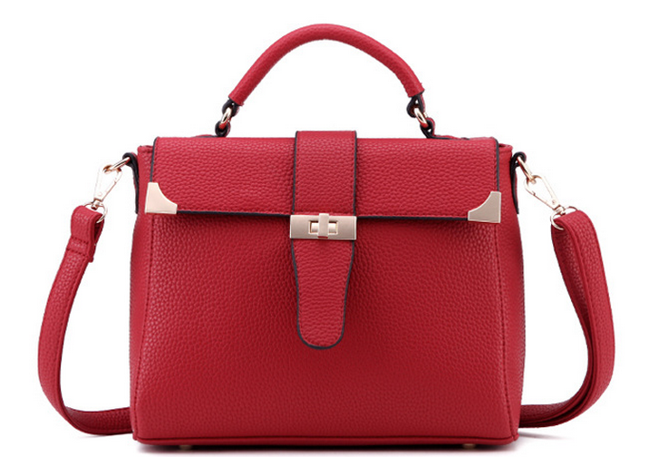 Alibaba China Online Shopping Red Tote Bag Shoulder Bag For Ladies ...