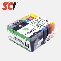 Supricolor Europe ink cartridge 903 903xl 907 907xl compatible for HP OfficeJet Pro 6960 /6970