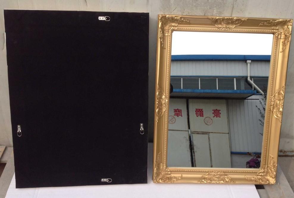 Decorativo Enmarcado Espejo De Pared De Madera - Buy Comprar Espejo ...