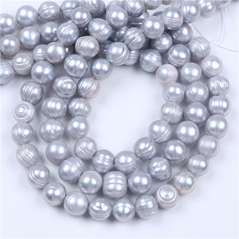 10-11mm pearls strand Chinese pearl manufacture wholesale Freshwater Pearl Strand