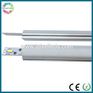 Aluminum led bar 5730 dc12v 60 led light rigid strip