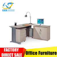 Liansheng LS5010 cheap contemporary executive computer desk office desk furniture