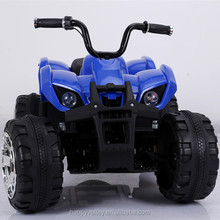 2017 new model ride on electric cars for ATV hand race function