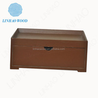 sliding lid wooden case , sliding lid wooden box