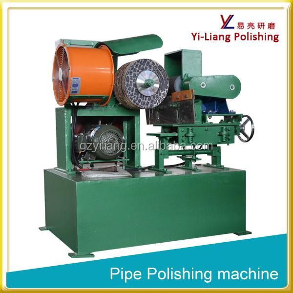 Tube grind polisher stainless steel pipe polishing machine