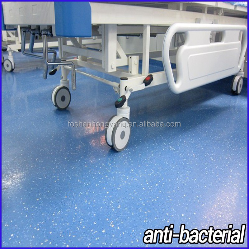 Hospital vinyl flooring/PVC vinyl sheet in rolls