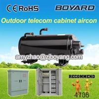 Auto scroll R22 potable btu10000 220v car air compressor/air pump for RV