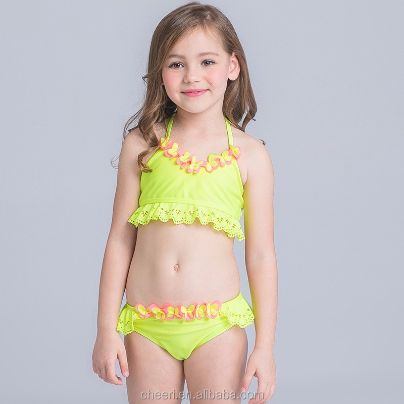 girl models Young swimsuit
