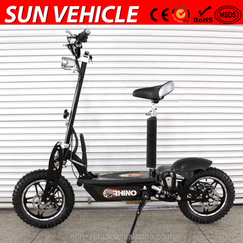 Whole 2 Wheel Folding Electric Scooter With 14 Inch Wheels