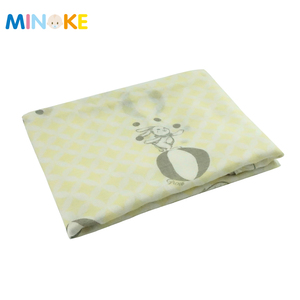 100% organic muslin cotton baby blanket turkey, baby shower towel favors