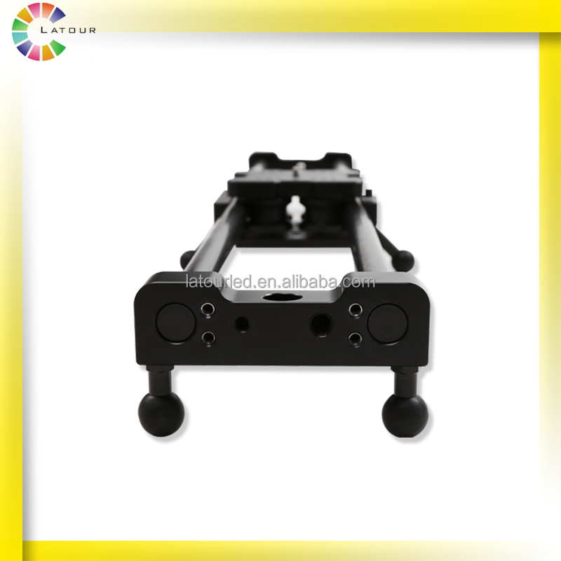newest 100KGS super load-bearing sliding capacity dslr dolly wheel alignment tracking high precision rotation camera equipment