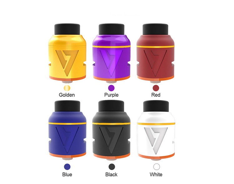 2018 Best Seller RDA RDTA Desire Mad Dog V2 With LIFT Siphon Tank Adapter