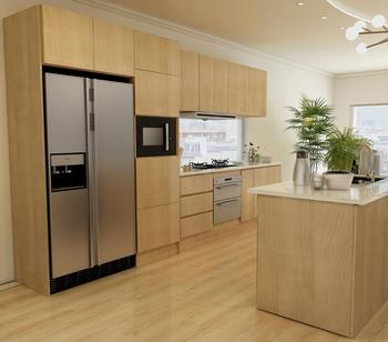 Ready Made Kitchen Cabinets With Sink Affordable Modern