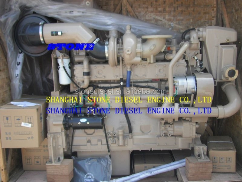 bottom price!!! Cummins KTA19 M3 Marine Engine
