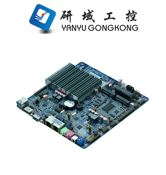 Baytrail Intel J1900 Quad Core Cpu Dual Gigabit Ethernet Nic All In One  Motherboard Mini Itx With 7* Usb 6*com For Pos Mini Pc - Buy All In One