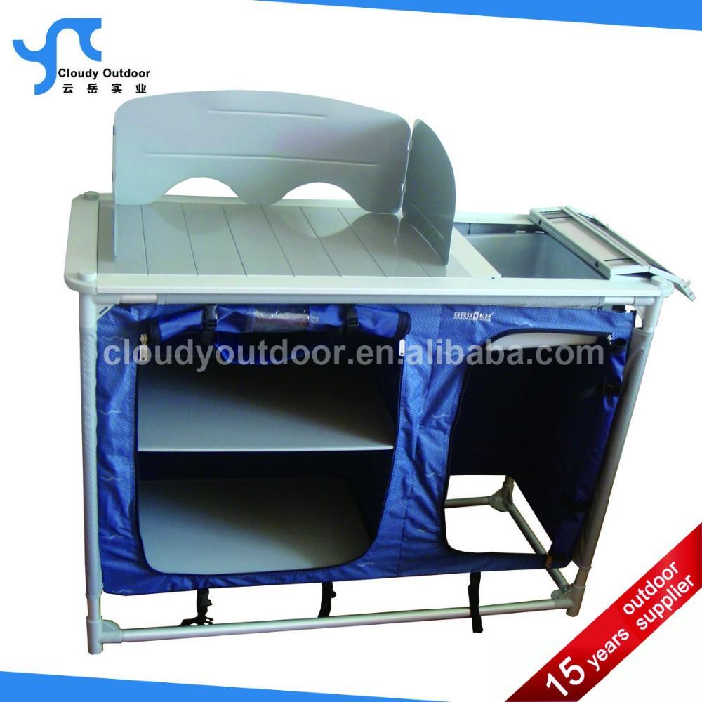 Plegable Al Aire Libre Del Gabinete De Cocina Para Camping - Buy Plegable  Mueble De Cocina,Cocina Al Aire Libre,Camping Gabinete Product on ...