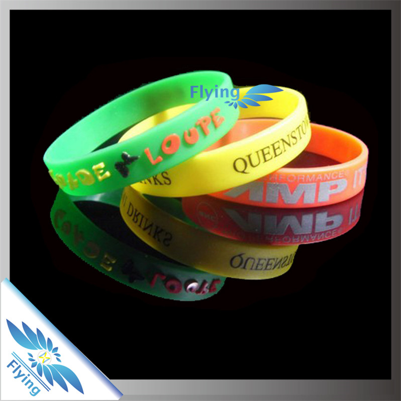 2016 Promotion Silicone Wristband For Event