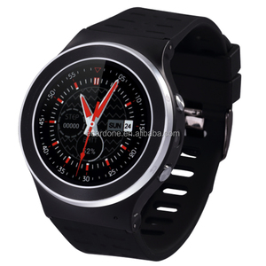ECO-S31 wholesale android gps pedometer heart rate round smart watch