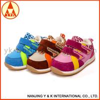 2016 Wholesale best quality cheap fashionable designer kids shoes