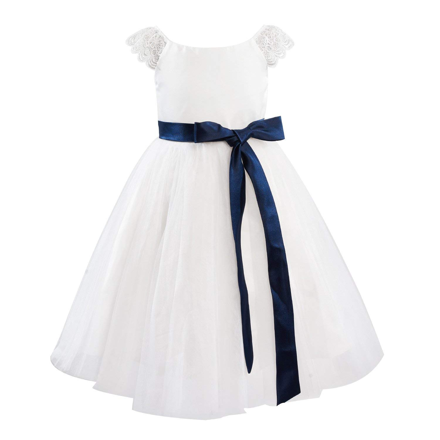 Cheap Ivory Tulle Flower Girl Dress Find Ivory Tulle Flower Girl