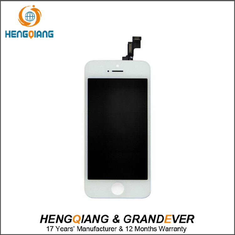 Top sale mobile phone lcd for iPhone 5s lcd screen assembly