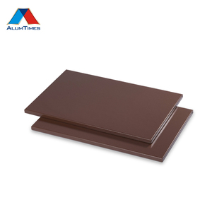 10mm aluminum core sandwich honeycomb panel for ceiling