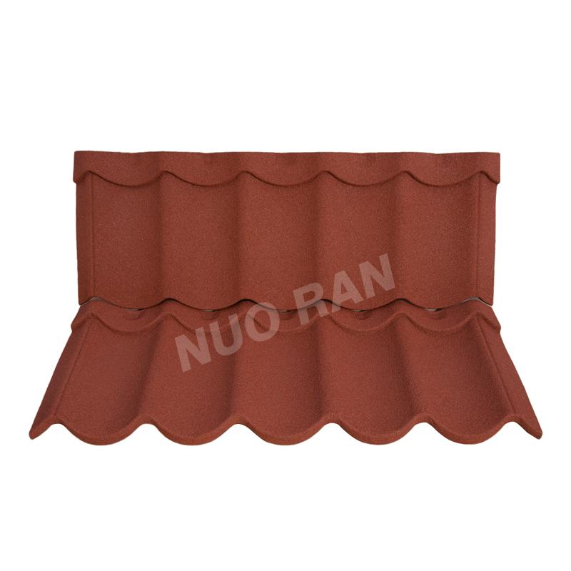 Nuoran Teja Color Stone Coated Metal Roof Tiles - Buy Metal Roof  Tiles,Stone Coated Metal Roof Tiles,Teja Roof Tiles Product on Alibaba com
