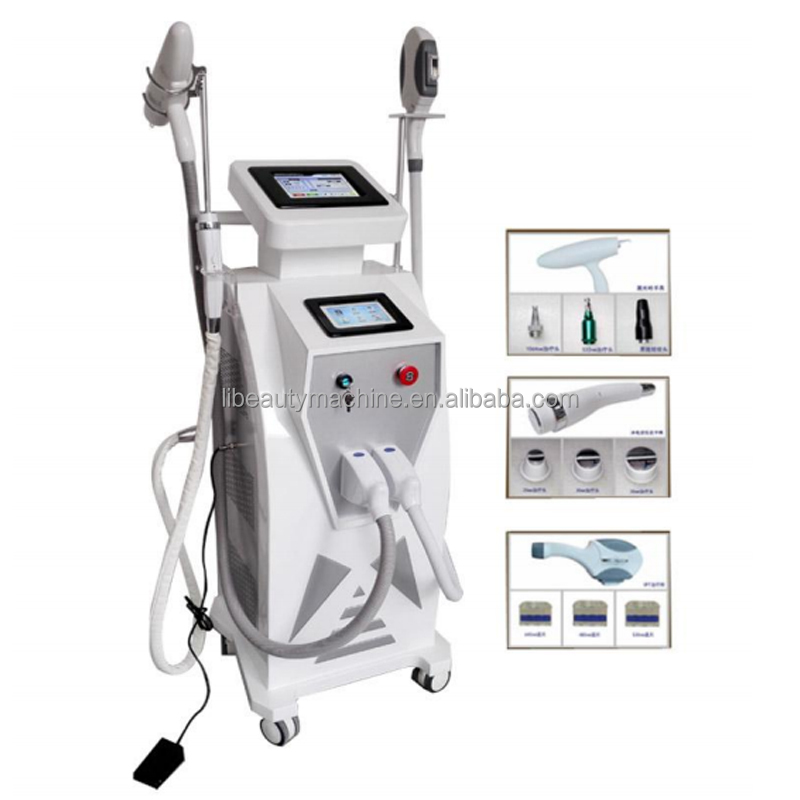 Tightening Wrinkle Skin Whitening Machine Professional IPL Facial Machine Home OPT Laser Scar Removal