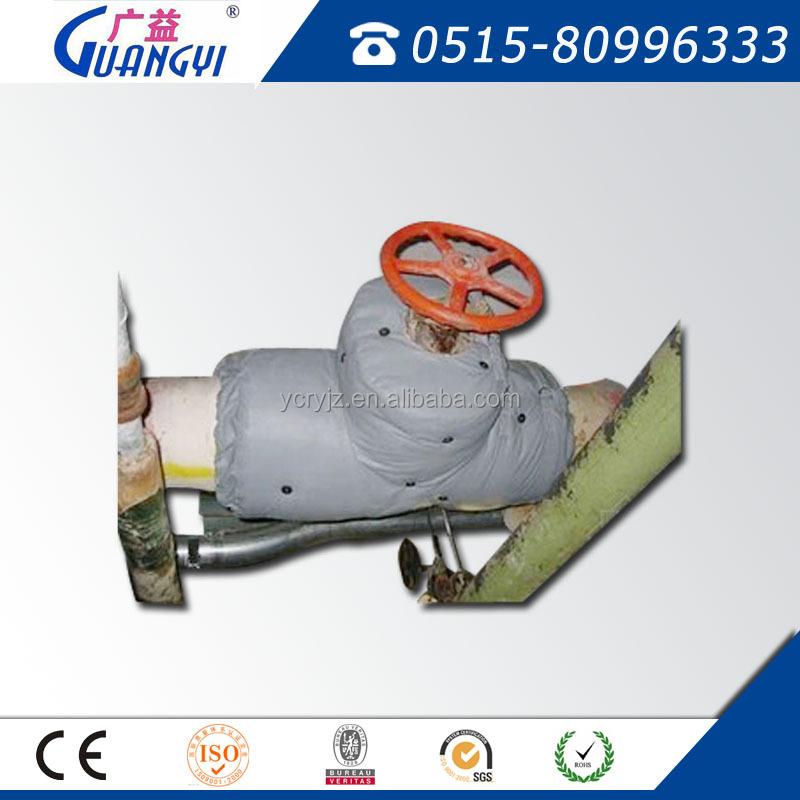 Aangepaste verwisselbare thermische industri le apparatuur isolatie jas koelen heat exchange - Industriele apparaten ...
