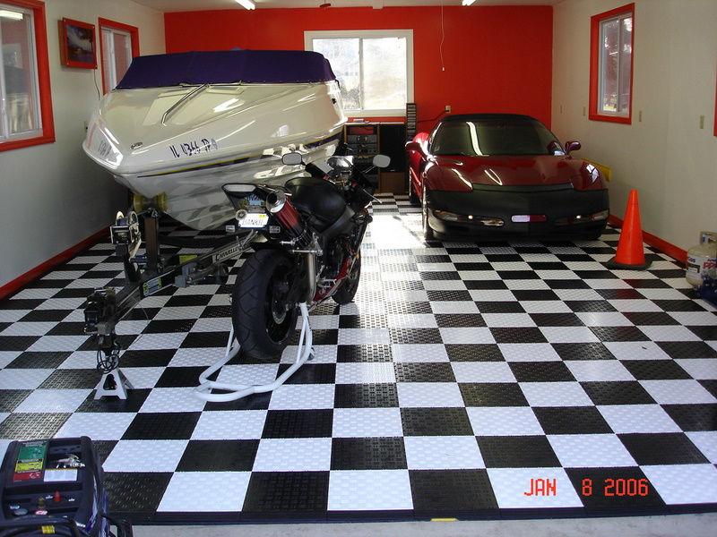Antideslizantes azulejo garaje pvc suelos baldosas barato - Suelo para garaje ...