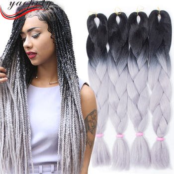 24 Bonny Hair Synthetic Expression Braiding Extensions For