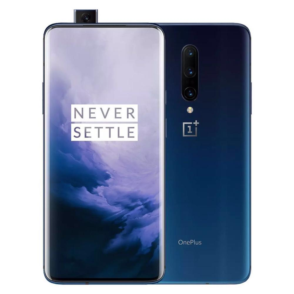 Global Oneplus 7 Pro 7Pro 12GB RAM 256GB ROM Mobile Phone 6.67 48MP Lift Camera 4000mAh Battery Fash Charge 5V 6A""