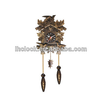 Cuckoo music wall clock with pendulum buy cuckoo wall clock with pendulum quartz wall clock - Cuckoo pendulum wall clock ...