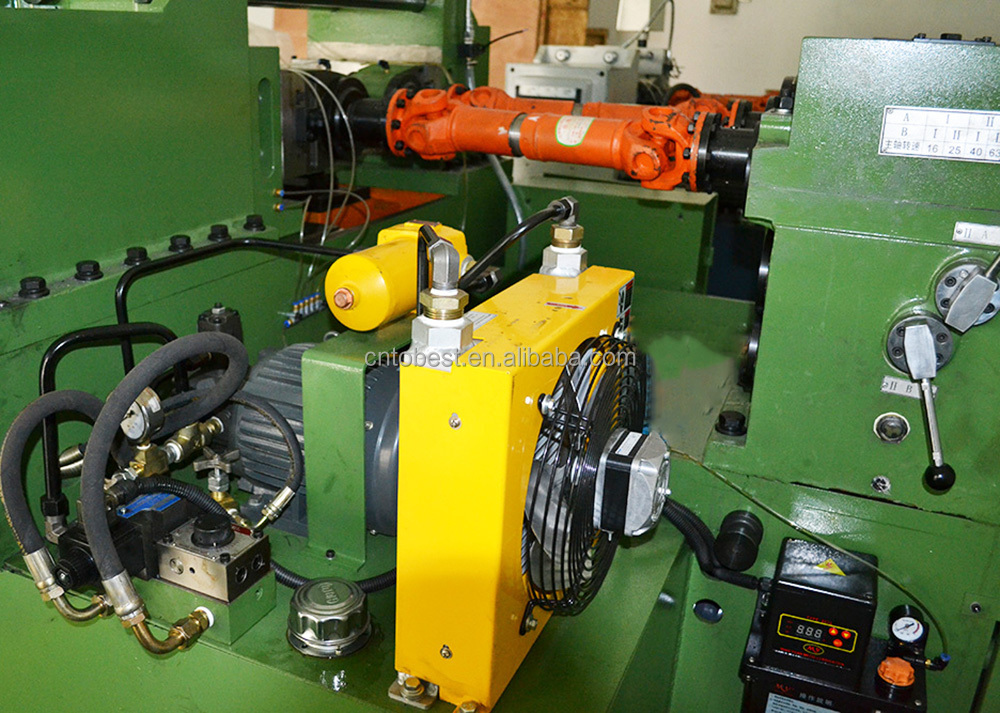 nuts and bolts making machines automatic hydraulic machine for M5-100