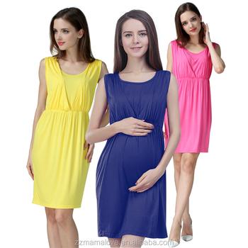 719b5ac6073b4 Wholesale MamaLove NEW maternity clothes Summer Maternity Dresses Nursing  Dress pregnant dress breastfeeding Clothes For Pregnan