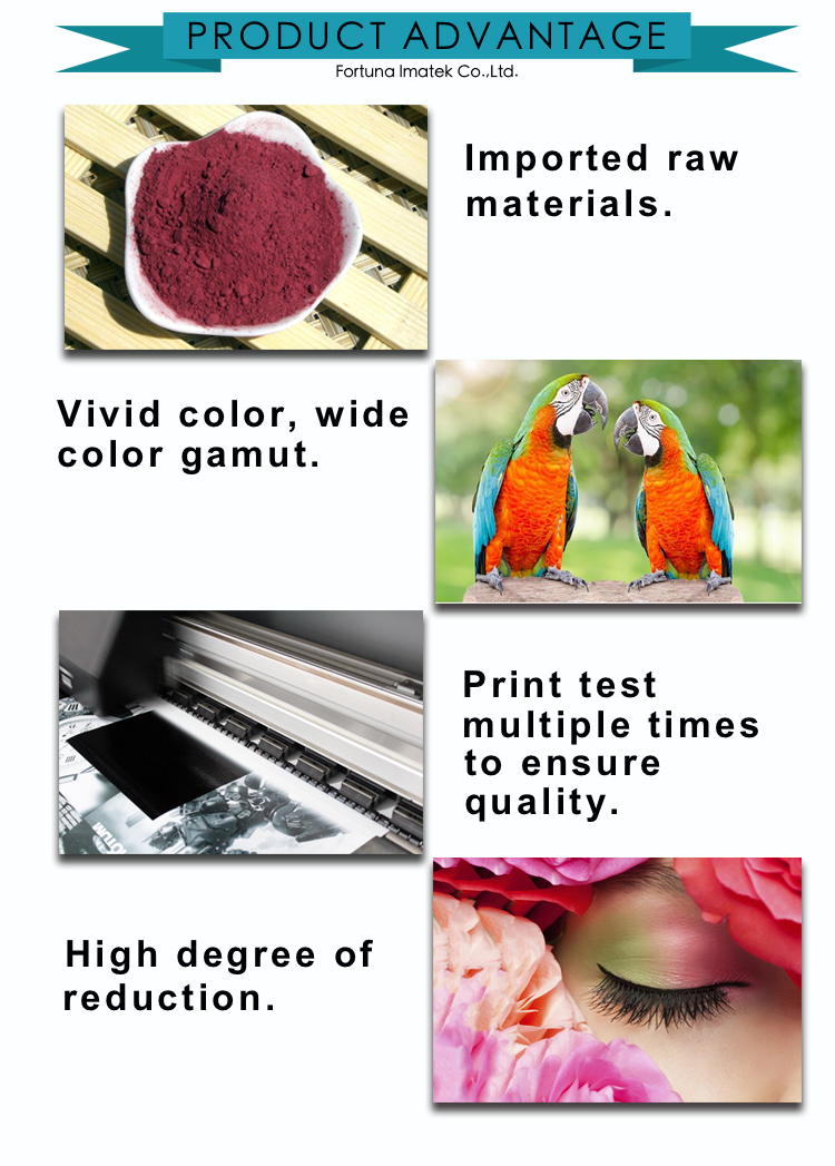 Outdoor Advertising Printing Solvent Ink For XAAR 382 Printer Digital Printing Ink 5L