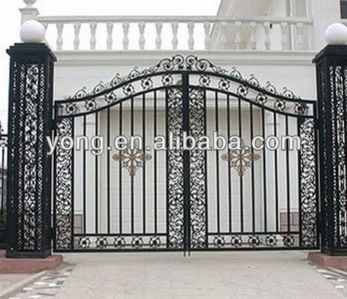 New Design Steel Main House Gate   Buy Different Steel Gate Designs Steel  Tubular Gate Steel Pipe Gate Design Product on Alibaba com. New Design Steel Main House Gate   Buy Different Steel Gate