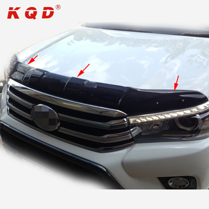 3m Tape Auto Bonnet Sand Guard Protector For Toyota Hilux Revo