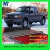 Truck parts pickup bed cover high quality tonneau cover for Ford Ranger 82-11