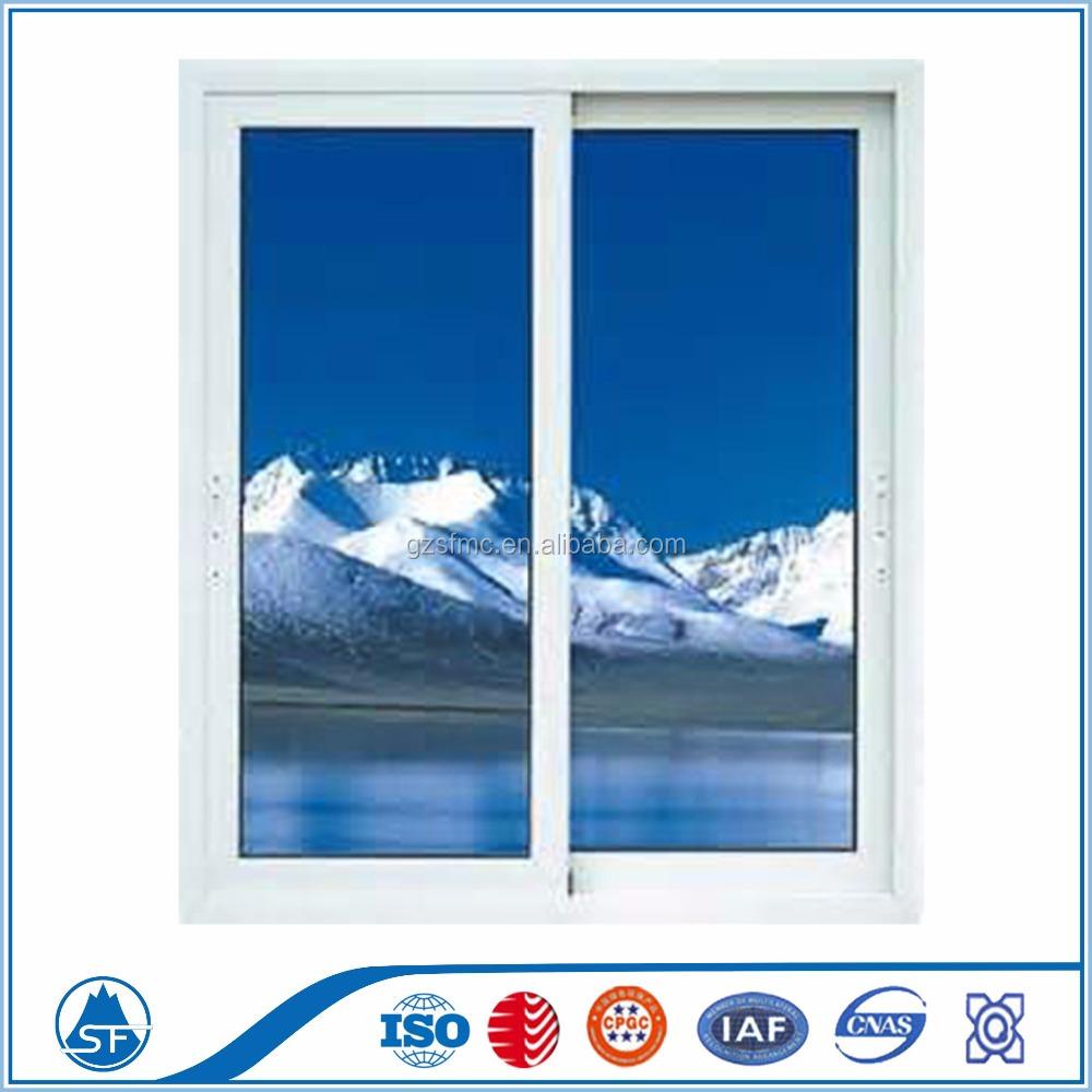 Perfiles de pvc para ventanas abatibles y correderas - Ventanas correderas precios ...