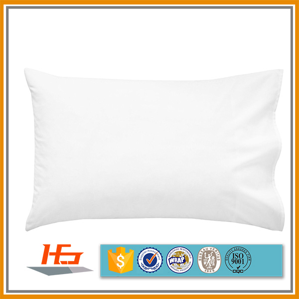 100% Polyester Blank Personalized Adult Kids Bed Pillow Case for Sublimation