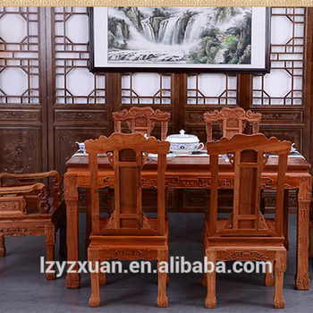 China manufacturer craigslist dining table and chairs with for Best quality dining room furniture manufacturers