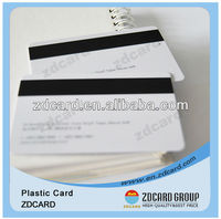 Premium Plastic PVC Business Cards