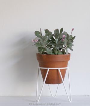Indoor Outdoor Garden Metal Wire Flower Pot Plant Stand Buy