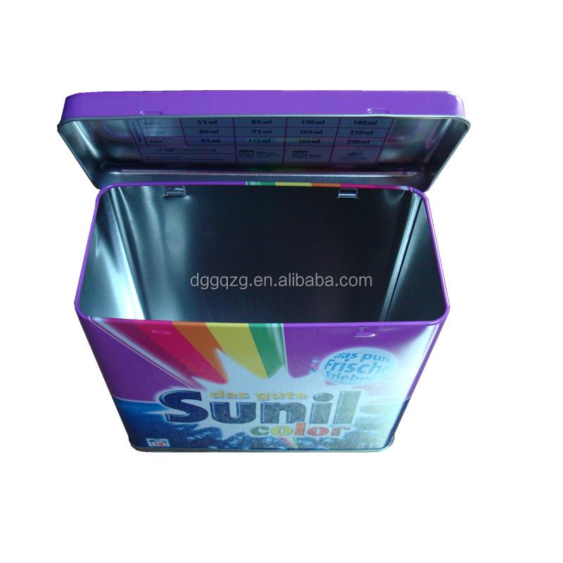 metalldose box mit scharnier f r waschpulver oder sp lmittel dose produkt id 1501667533 german. Black Bedroom Furniture Sets. Home Design Ideas