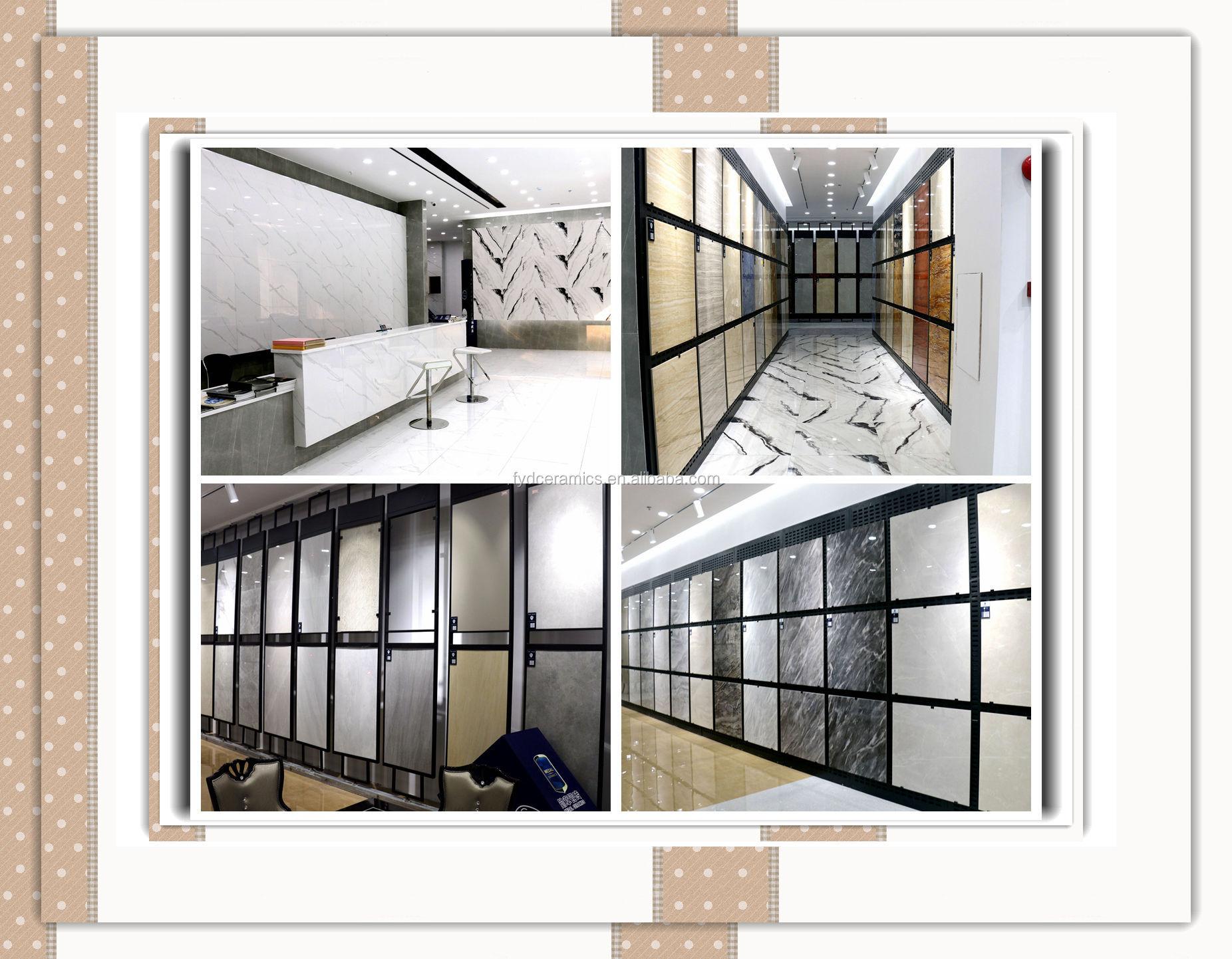 ホット販売建材30 × 60白い浴室の壁セラミックタイル