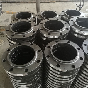 DIN 2642 forged steel lapped flange with collar