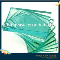 Clear Float Glass for Window Panes, 12mm Thick Glass Price